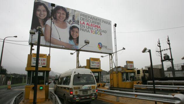 Vecinos De Lima Este Marchar 225 N Por Cobro De Peaje En Separadora Industrial