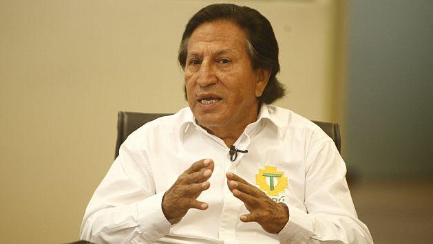 Poder Judicial aprobó allanamiento de la residencia de Alejandro Toledo. (Perú21)
