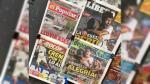 Universitario de Deportes: Las portadas del triunfo crema y un amanecer feliz para sus hinchas - Noticias de mister chip