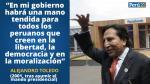 Las frases de Alejandro Toledo cuando prometía luchar contra la corrupción - Noticias de victoria jorge