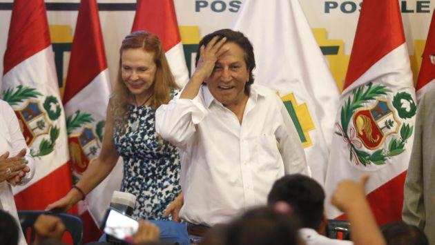 """Ex mandatario asegura que sus detractores le quieren hacer daño. """"Justicia sí, venganza no"""", anotó en su red social. (Perú21)"""