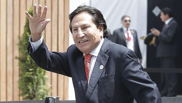 Fiscalía pide 18 meses de prisión preventiva contra Alejandro Toledo. (USI)