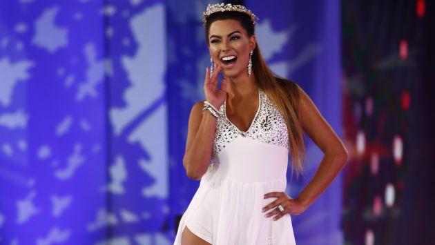Ivana Yturbe habló sobre participación en el Miss Perú 2017. (USI)