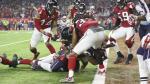 Patriots logran histórica remontada sobre los Falcons y se llevan el Super Bowl - Noticias de tom brady