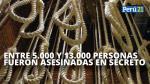 Hasta 13.000 personas habrían sido ahorcadas y asesinadas en Siria - Noticias de ahorcamiento