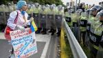 Venezuela: Trabajadores de salud se manifiestan contra el abandono del gobierno - Noticias de escasez de agua