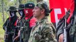 Colombia inicia negociaciones de paz con segunda fuerza guerrillera del país - Noticias de guerrilleros