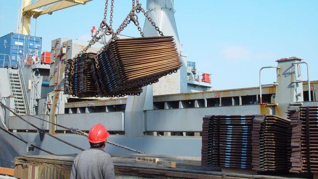 Envíos de cobre crecieron. (USI)