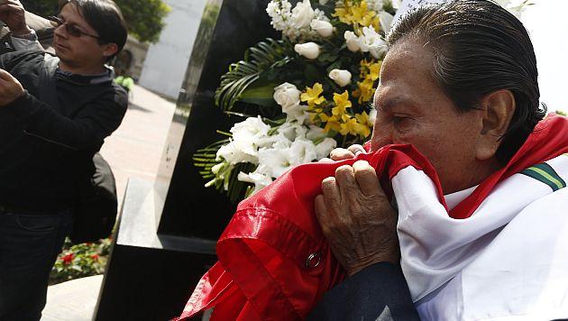 Alejandro Toledo: Dictan 18 meses de prisión preventiva y orden de captura internacional. (USI)