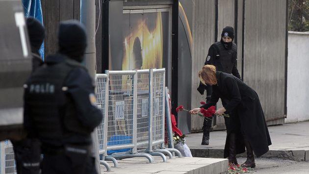 El atentado contra la discoteca en Estambul fue reivindicado por el Estado Islámico. (EFE)