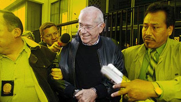 Dan Cohen en Perú. (Reuters / Archivo)