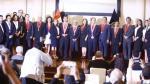 Presidente del Poder Judicial garantiza castigo para todos por igual - Noticias de marisol perez tello