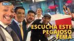 'La polca de Odebrecht', la nueva canción de 'Los Juanelos' para reírse de este mal momento - Noticias de keiko fujimori