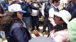Las Bambas: Comisión del Ejecutivo inició diálogo con los comuneros - Noticias de ruben trujillo