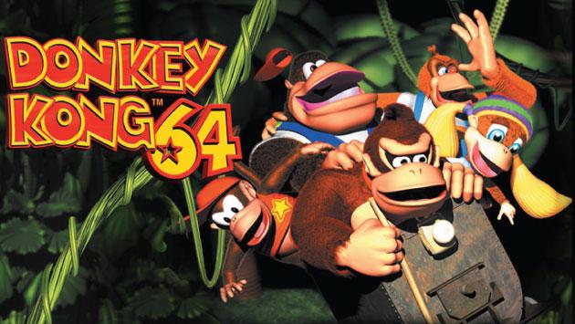 ¿Recuerdas esta juego? (Donkey Kong)
