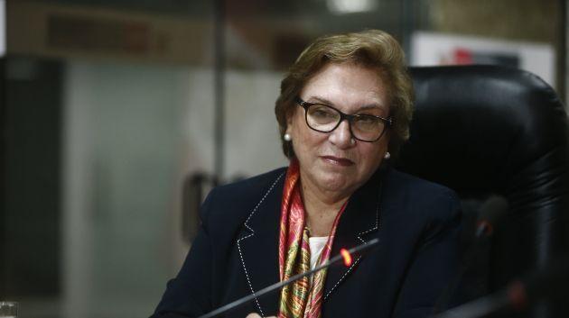 MInistra Romero-Lozada fue designada en enero de 2017. (