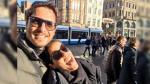 Así fue la pedida de mano de Cristian Rivero a Gianella Neyra [VIDEO] - Noticias de carlos pareja