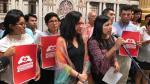 Congresistas presentan proyecto de ley de matrimonio igualitario - Noticias de indira huilca