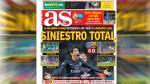 Barcelona es humillado también en las portadas de los diarios [Fotos] - Noticias de julian draxler