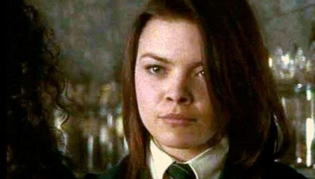De 'Harry Potter' a las páginas de Playboy — Scarlett Byrne
