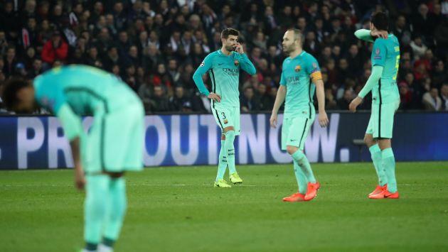 La goleada que recibió el Barcelona sería la gota que derramó el vaso para la gerencia del club. (Reuters)