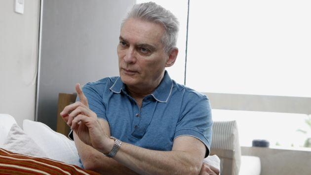 Luis Favre también dirigió la campaña contra la revocatoria de la ex alcaldesa Susana Villarán. (USI)