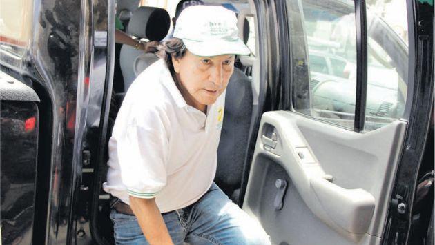 Toledo es acusado de recibir US$20 millones en sobornos de Odebrecht por la concesión de la Interoceánica. (Juan Mendoza)