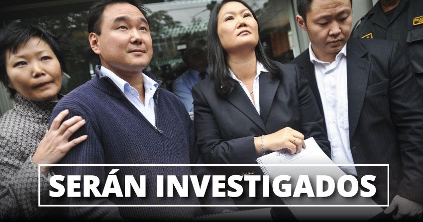 Hay indicios suficientes para investigar a los hermanos Fujimori. Foto: Ernesto Benavides/AFP