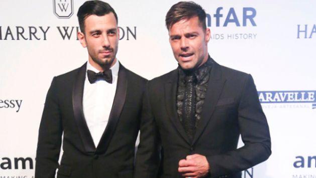 Ricky Martin contó cómo conoció a su novio, Jwan Yosef