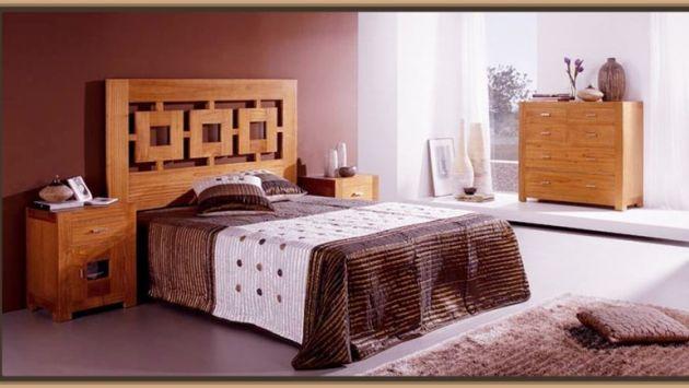 C mo puedo hacer para que la cabecera de mi cama siempre for Cuales son las medidas de las camas