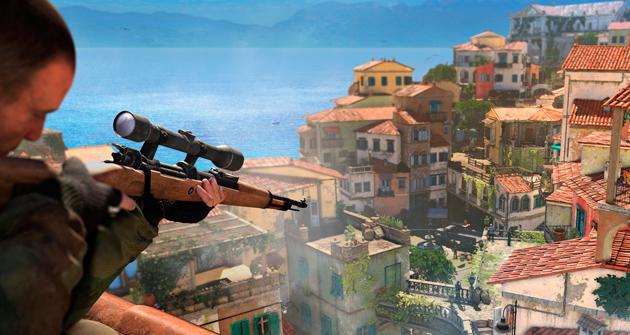Sniper Elite 4: El nuevo juego que nos remonta a la Segunda Guerra Mundial. (HobbyConsolas)