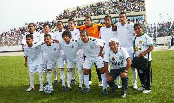 Asaltan a equipo de Copa Perú y se llevan hasta las pelotas
