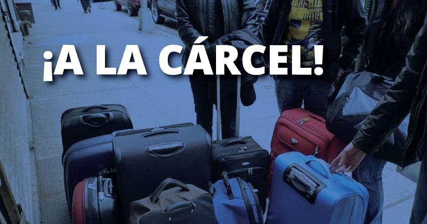 Marruecos: Condenan a banda de peruanos que robaba maletas en el aeropuerto. (Perú21)