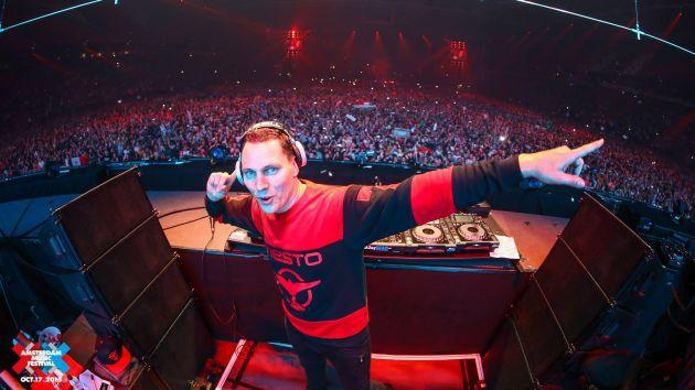 Se sancionó a productora por no presentar a DJ Tiesto (Facebook/AMF)