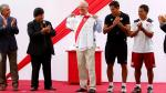 PPK visitó a la Selección Peruana Sub 17 en la Videna - Noticias de fútbol peruano