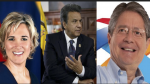 Elecciones en Ecuador: ¿Quiénes son los principales candidatos? - Noticias de patricia valer