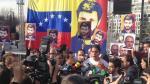Venezolanos realizan manifestación para exigir la libertad de Leopoldo López - Noticias de leopoldo lopez