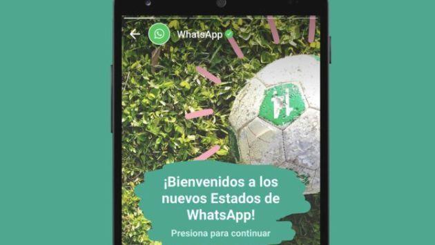 WhatsApp anuncia nuevo servicio (Captura: Hipertextual)