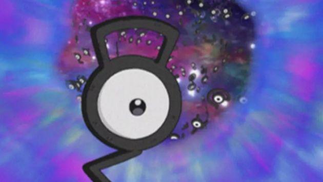 Existen 26 tipos de Unown en el juego de realidad aumentada. (Captura The Pokémon Company)