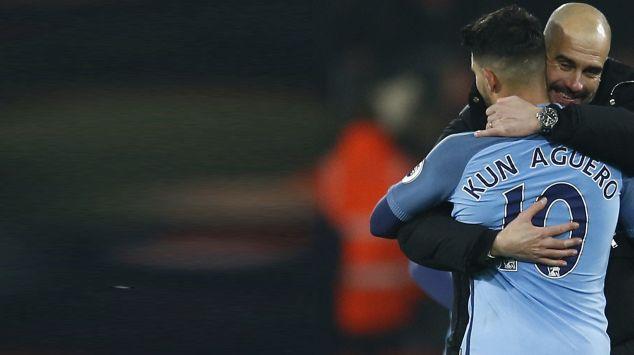 Manchester City venció 5-3 al Mónaco y sacó ventaja en los octavos de final