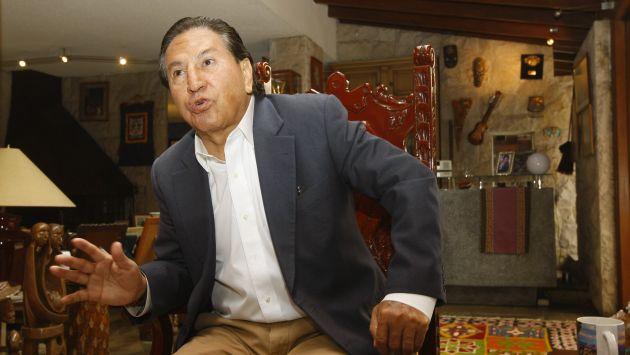 Alejandro Toledo se encuentra en manos del gobierno de Donald Trump