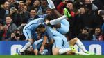 Manchester City venció 5-3 al Mónaco y sacó ventaja en los octavos de final de la Champions League - Noticias de vincent kompany