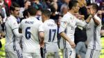 Real Madrid perdió 2-1 frente al Valencia por la Liga española - Noticias de diego alves