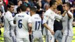 Real Madrid vs. Valencia EN VIVO juegan por la Liga española. (EFE)