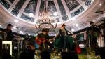 Budapest dará concierto este viernes 24, a las 8 p.m.