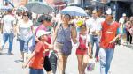 Luego de la lluvia... viene el calor: Senamhi advierte que se sentirá mayor bochorno - Noticias de luis suarez