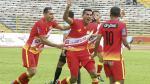 Sport Huancayo venció 3-2 al Juan Aurich por el Torneo de Verano - Noticias de antonio valencia