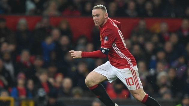 Wayne Rooney rechazó millonaria propuesta en China (Foto: AFP)