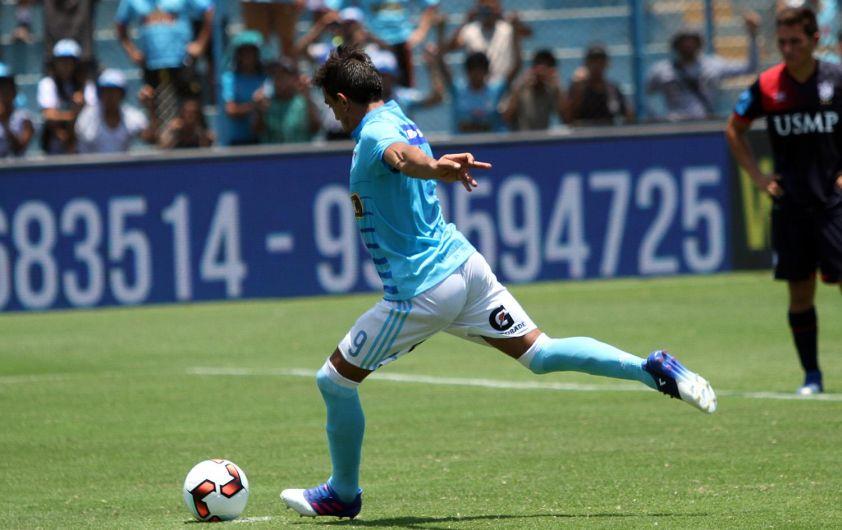 Sport Rosario vs. Sporting Cristal