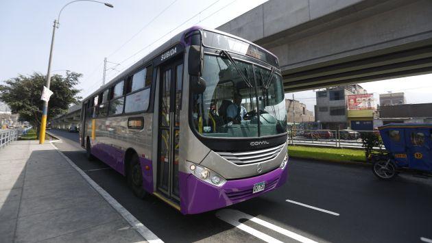 Renovación. Unidades tradicionales son removidas para dar lugar a buses modernos. (Piko Tamashiro/Perú21)